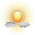 Sun & Cloud Mix